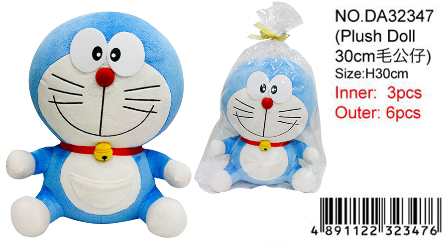 DORAEMON 30CM PLUSH DOLL