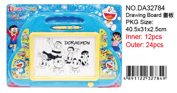 DORAEMON DRAWING BOARD