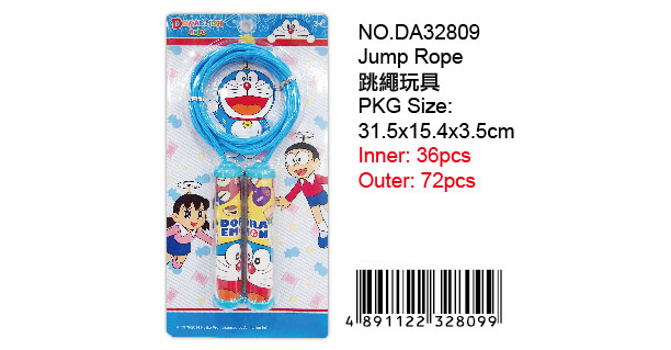DORAEMON ROPE SKIPPING