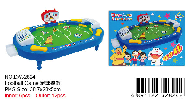 DORAEMON FOOTBALL MATCH GAME