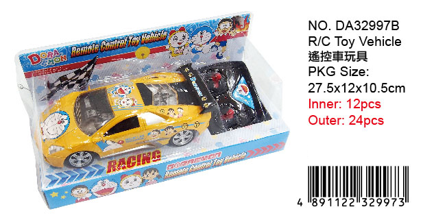 DORAEMON REMOTE CAR CAR