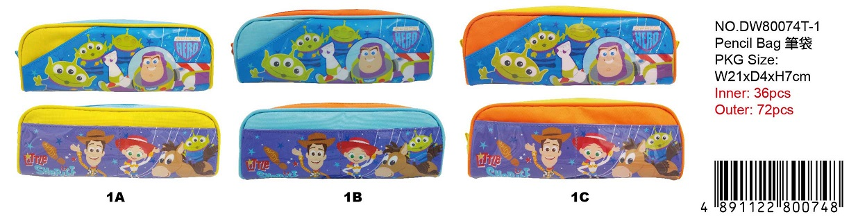 TOY STORY  PENCIL BAG