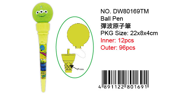 TOY STORY  BALL-PEN
