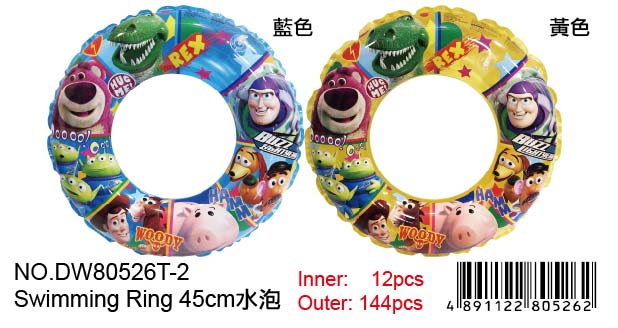 TOY STORY 45CM SWIMMING RING