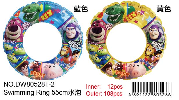 TOY STORY 55CM SWIMMING RING