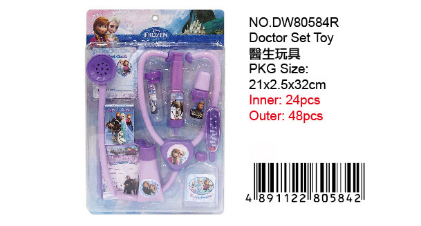 FROZEN DOCTOR TOY