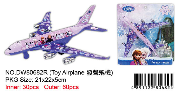 FROZEN AEROPLANE SET