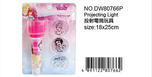 PRINCESS FLASHLIGHT TOY