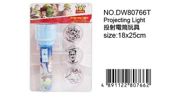 TOY STORY FLASHLIGHT TOY