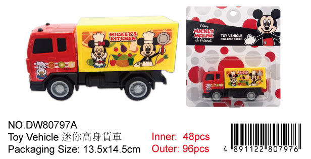 MICKEY MINI TRUCKTOON