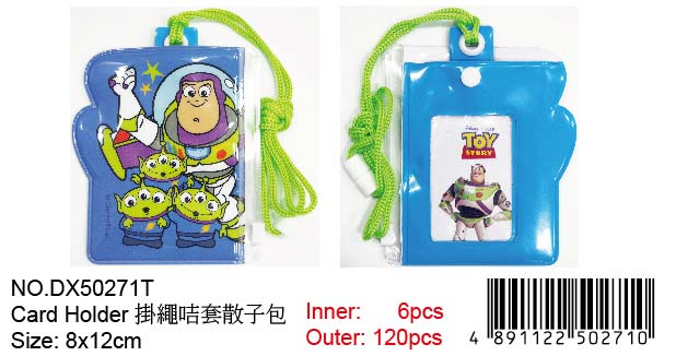 TOY STORY COIN PURSE