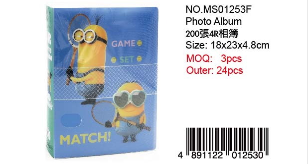 MINION PHOTO ALBUM