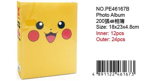 POKEMON PHOTO ALBUM