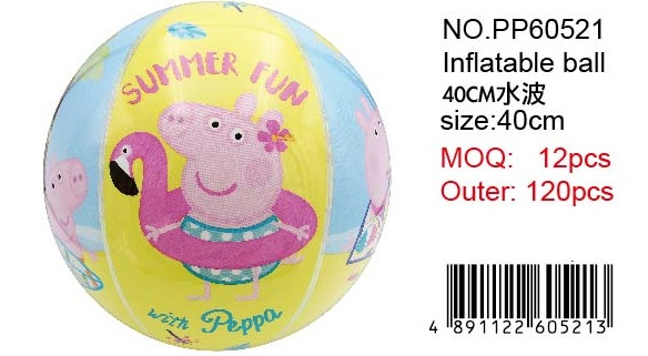 PEPPA PIG 40CM SWIMMING BALL