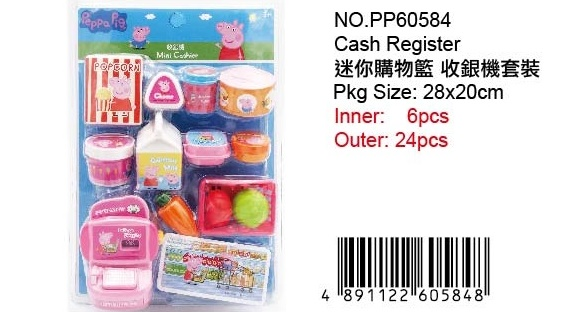 PEPPA PIG CASH RECISTER