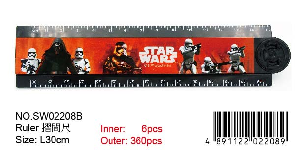 STAR WARS RULER